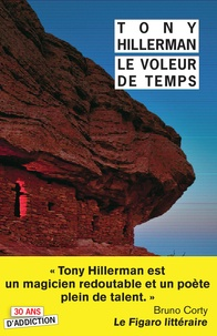 Tony Hillerman - Le voleur de temps.