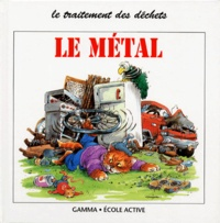 Tony Kenyon et Veronica Bonar - LE METAL.