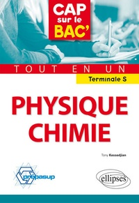 Tony Kessedjian - Physique-Chimie Tle S.