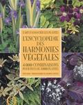 Tony Lord - L'encyclopédie des harmonies végétales - 4000 Combinaisons pour plus de 1000 plantes.