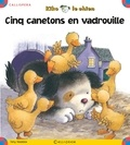 Tony Maddox - Cinq canetons en vadrouille.