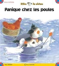 Tony Maddox - Panique chez les poules.