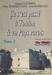 Tony Marmottans et Jean Rambaud - .