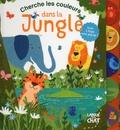 Tony Neal et Anton Poitier - Cherche les couleurs dans la jungle.