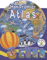 Accentsonline.fr Mon premier atlas magnétique Image
