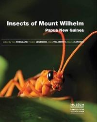 Tony Robillard et Frédéric Legendre - Insects of Mount Wilhelm - Papua New Guinea. 1 DVD