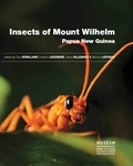 Tony Robillard et Frédéric Legendre - Insects of Mount Wilhelm - Papua New Guinea. 1 DVD