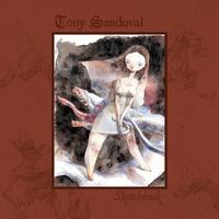 Tony Sandoval - Sketchbook.