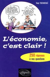 Rhonealpesinfo.fr L'économie, c'est clair! - 250 réponses à vos questions Image