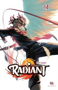 Tony Valente - Radiant - Tome 14.