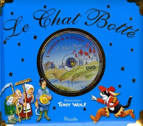 Tony Wolf - Le Chat Botté. 1 DVD