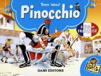 Tony Wolf - Pinocchio.