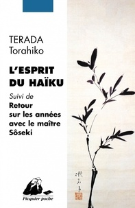 Torahiko Terada - L'eprit du haïku.