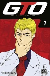 Tôru Fujisawa - GTO T01 - Great Teacher Onizuka.