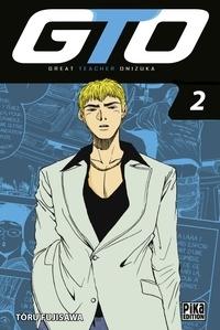 Tôru Fujisawa - GTO T02 - Great Teacher Onizuka.