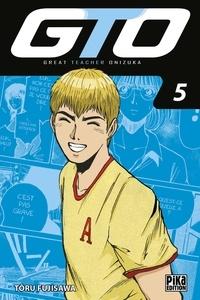Tôru Fujisawa - GTO T05 - Great Teacher Onizuka.