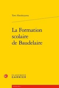 Toru Hatakeyama - La Formation scolaire de Baudelaire.