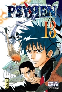 Toshiaki Iwashiro - Psyren Tome 13 : .