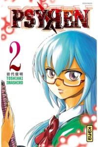 Toshiaki Iwashiro - Psyren Tome 2 : .