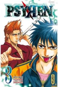 Toshiaki Iwashiro - Psyren Tome 3 : .