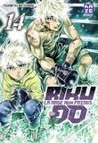 Toshimitsu Matsubara - Rikudo, la rage aux poings Tome 14 : .