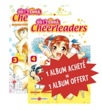 Toshinori Sogabe - Go ! Tenba Cheerleaders Tome 3 et 4 : .