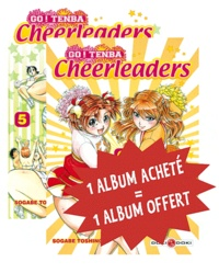 Toshinori Sogabe - Go ! Tenba Cheerleaders Tome 5 et 6 : .