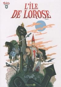 Toshy - L'île de Lorose.