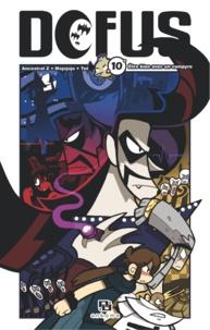 Tot et  Ancestral Z - Dofus Tome 10 : Etre bien avec un vampyre.