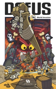 Tot et  Ancestral Z - Dofus Tome 16 : Morld Invasion.