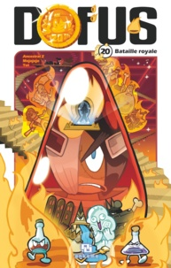 Tot et  Ancestral Z - Dofus Tome 20 : Bataille royale.