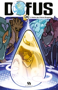 Tot et  Ancestral Z - Dofus Tome 24 : L'Antre des frères dragons.
