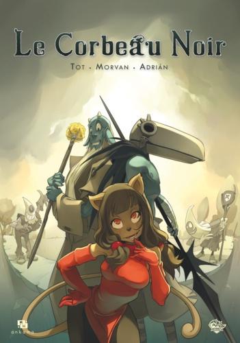 Wakfu Heroes Tome 1 Le Corbeau Noir