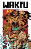 Tot et  Azra - WAKFU MANGA - Tome 2 : The Legend of Jiva.