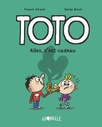 Livres audio gratuits à télécharger sur ipods Toto BD, Tome 02  - Allez, c'est cadeau !