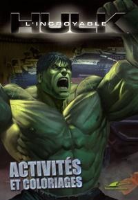 Toucan - L'incroyable Hulk  : Activités et coloriages.