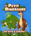 Toucan - Le petit dinosaure - Ton livre à toucher !.