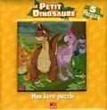 Toucan - Le Petit Dinosaure - Mon livre puzzle.