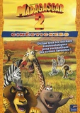 Toucan - Madagascar 2 - Cinestickers.