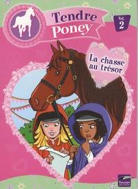 Toucan - Tendre Poney Tome 2 : La chasse au trésor.