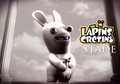 Toucan - The lapins crétins au stade - Calendrier 2010.