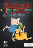 Tougui - Adventure Time - Une déco à créer soi-même. Avec 2 modèles à créer.