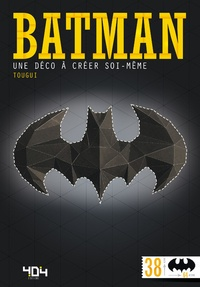 Cjtaboo.be Batman - Une déco à créer soi-même Image