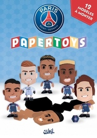 Papertoys Paris Saint-Germain- 12 modèles à monter -  Tougui | Showmesound.org