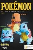 Tougui - Pokémon, une déco à créer soi-même - 3 modèles à créer.