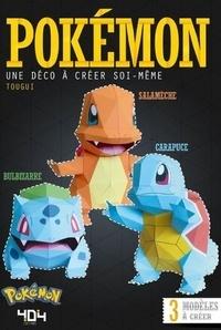 Checkpointfrance.fr Pokémon, une déco à créer soi-même - 3 modèles à créer Image