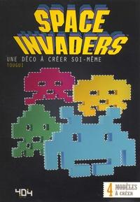 Tougui - Space Invaders - Une déco à créer soi-même.