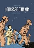 Toulmé Fabien - L'Odyssée d'Hakim - Coffret T1 à T3.