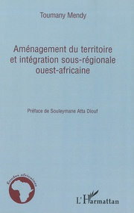 Deedr.fr Aménagement du territoire et intégration sous-régionale ouest-africaine Image
