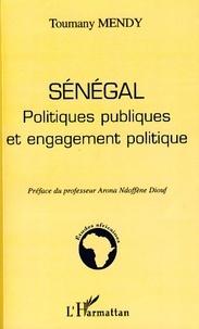 Toumany Mendy - Sénégal - Politiques publiques et engagement politique.